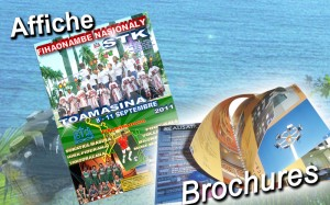 Affiche & Brochure